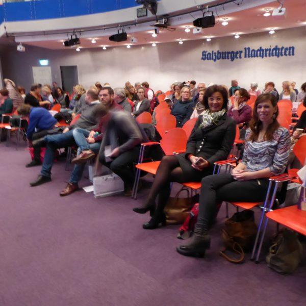 Publikumsvortrag Allergien + Unverträglichkeiten, 26.11.2016, SN-Saal