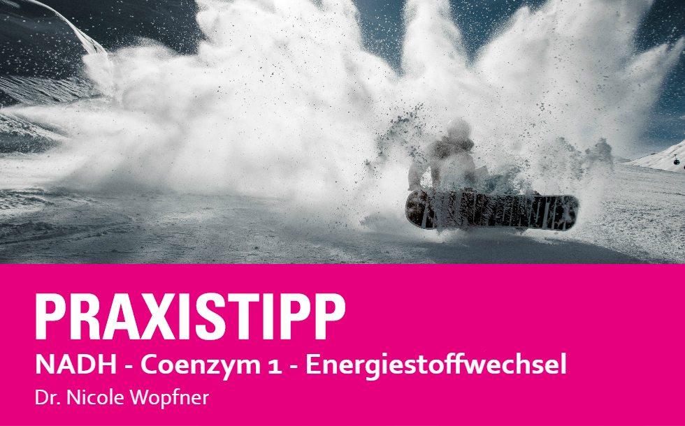 Praxistipp, Wopfner, NADH - Coenzym 1