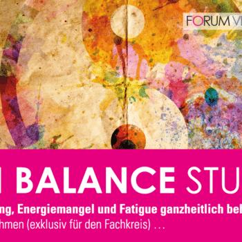 Studie - Yin-Balance mit Dr. med. Bernd Ramme