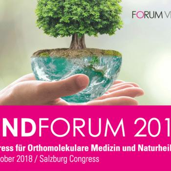 TRENDFORUM 2018 - Fachkongress für OM + Naturheilkunde