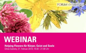 Webinar Helping Flowers