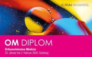 OM- Orthomolekulare Medizin Diplom 2020/2021