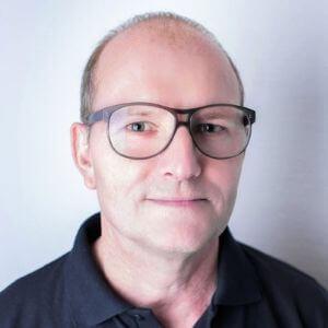 Praxisvisitenkarte - Joachim Roller, Facharzt für Orthopädie