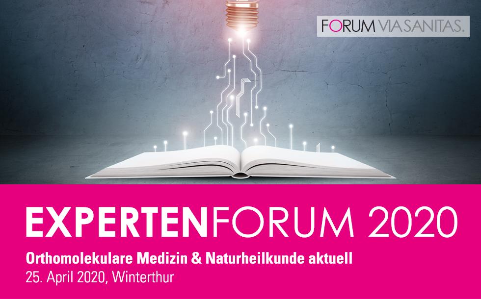 EXPERTENFORUM OM + Naturheilkunde 2020, Winterthur